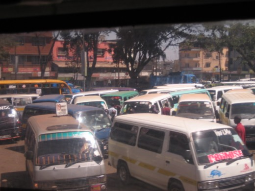Nairobi Matatus