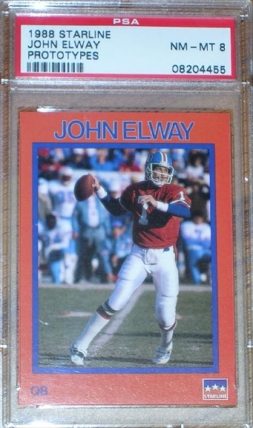 1988 Starline Elway
