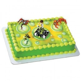 ben 10 birthday cakes cupcakes and party supplies