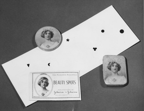 Johnson and Johnson assorted beauty spots. Alas, no longer available