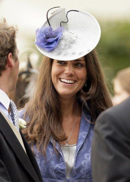 Heart Breaking Smile of Kate Middleton