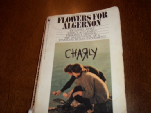 a report on flowers for algernon a science fiction novel by daniel keyes Teaching daniel keyes's  throughout the novel in 1958, keyes submitted the short story version of flowers for algernon to galaxy science fiction.