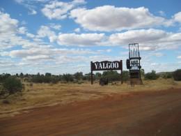 Went through Yalgoo