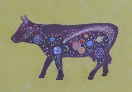 My Cow Parade entry