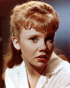 Hayley Mills in her Pollyanna days