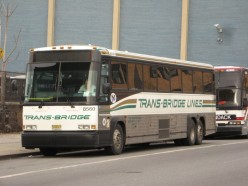 How to get from Newark Airport to Doylestown PA with bus or train