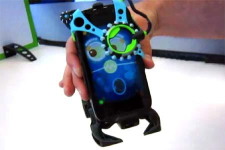 "The Hasbro prototype ""Nexus Bot"""