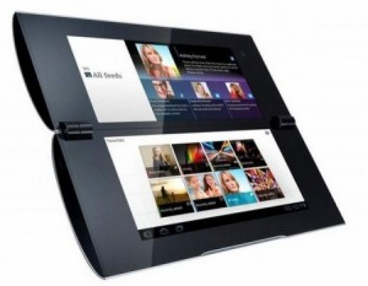 Sony S2, the split screen Android tablet