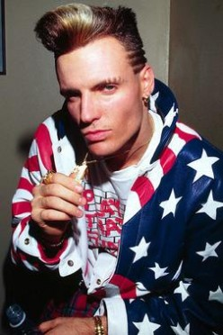 VANILLA ICE - in the 90's