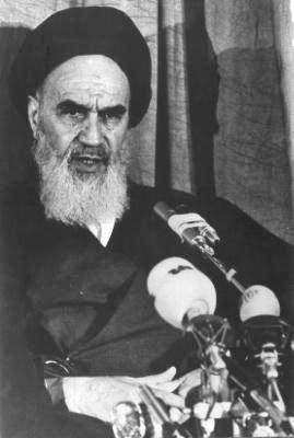 Grand Ayatollah Khomeini