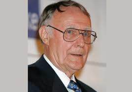 5) INGVAR KAMPRAD (and Family), 83 years old, $22 B Sweden (Res.Switzerland), IKEA