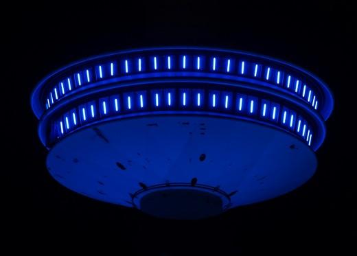 Unidentifed Flying Object (UFO)?