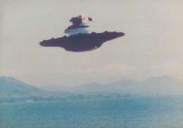 Genuine UFO?
