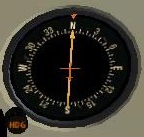 The ADF Gauge on the Cessna 172