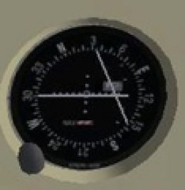 a VOR gauge