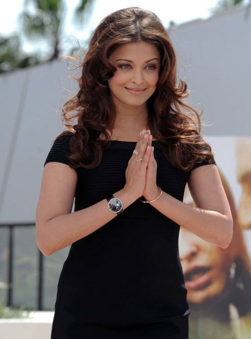 India's Aishwarya Rai is often referred to as the most beautiful woman in the world.