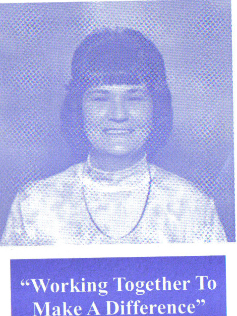 Linda L. Garrett, County Commissioner