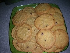 Great Recipe for Cranberry Orange Cookies