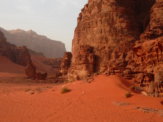 Magic of Wadi Rum