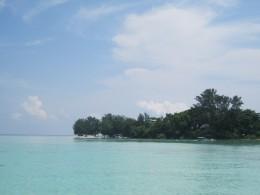 Pulau Menjangan Kecil