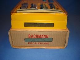 1960 N Scale Train Set from Bachmann Bros.