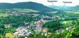 The beautiful village of Heiligenstadt.