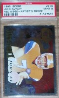 The Hardest John Elway Football Cards to Collect: 1995