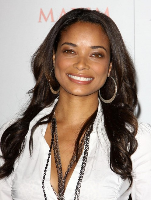 Rochelle Aytes is an actress with a well deserved star on the rise.
