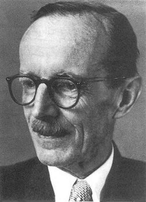 An Early Proponent of Quantum Mechanics Hydrodynamics Interpretation