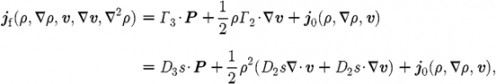 Schrodinger-Madelung Equation, Developed by Erwin Madelung