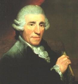 Haydn Portrait by Thomas Hardy
