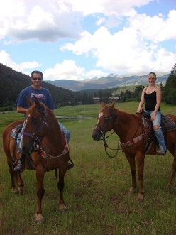 How to Deal with a Horse-Crazy Wife