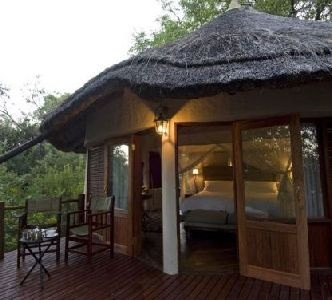Treehouse Hotel Bedroom