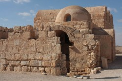 The Desert Castles of Jordan; a Travel Guide to Umayyad and Medieval Architecture