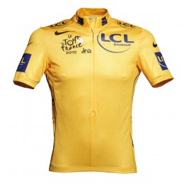 Famous Yellow Jersey