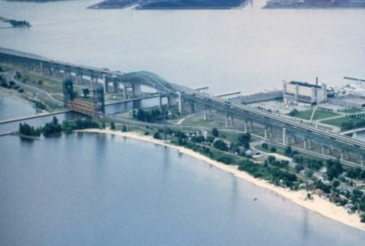 Burlington air strip