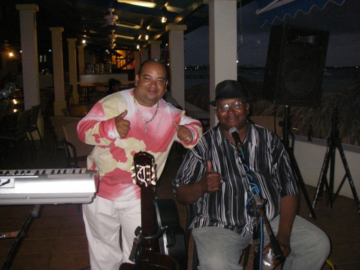 Giovanni Mercera Entertainment at the Divi