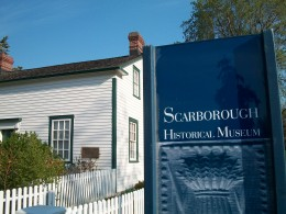Cornell House, Scarborough Historical Museum