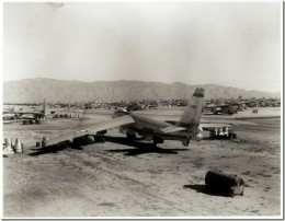 "When B-47s are taken out of service they wind up in the ""boneyard."" Gone are those days of rocketing off into the blue in the service of the country."