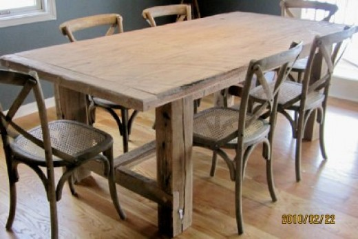 Pined Campodonico On Table Building Ideas  Pinterest Magnificent Dining Room Tables Plans Design Decoration