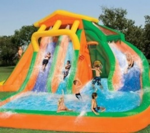 The World's Best Water Slides