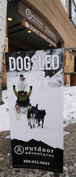Outdoor Adventures at Whistler Ltd., the parent company of Howling Dog Tours Whistler Inc.