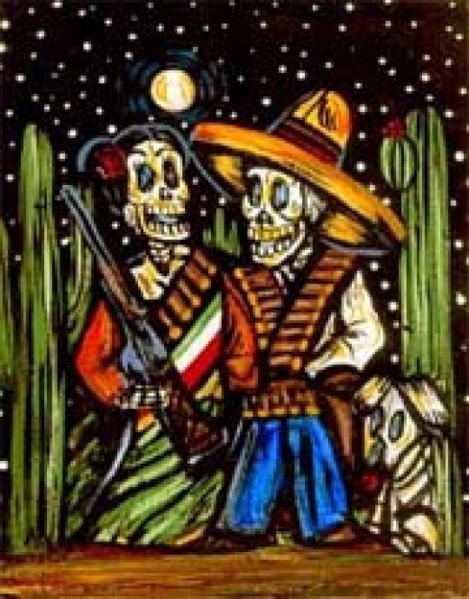 day of the dead art. day of the dead art,
