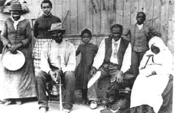 Slaves in Maryland, 1849