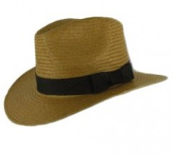 Trophy Panama Hat, available from Amazon