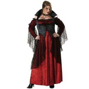 Vampiress Elite Collection Adult Plus Costume