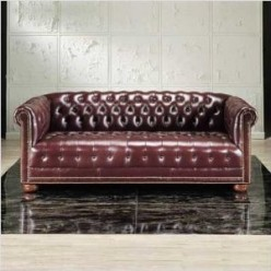 The comfortable and distinguished Chesterfield