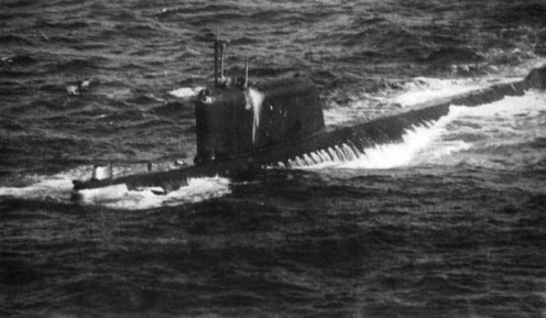 The sub was sent out many other times after the nuclear incident, but kept catching fire and killing people. Some rumors were that it was cursed.