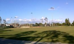 Colonel Bill Barber Marine Corp Memorial Park in Irvine, California.