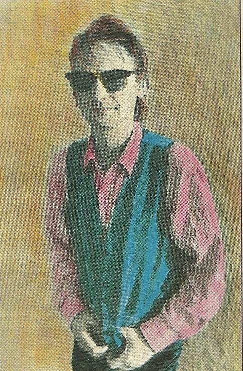 CJ Stone as he appeared in 1993